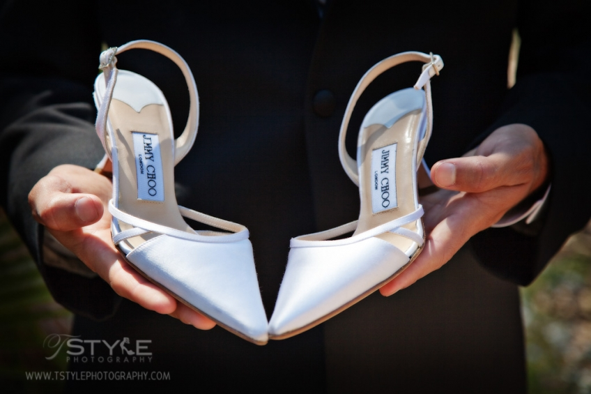 Jimmy Choo Wedding Shoes Tamara Young Wedding Photographer